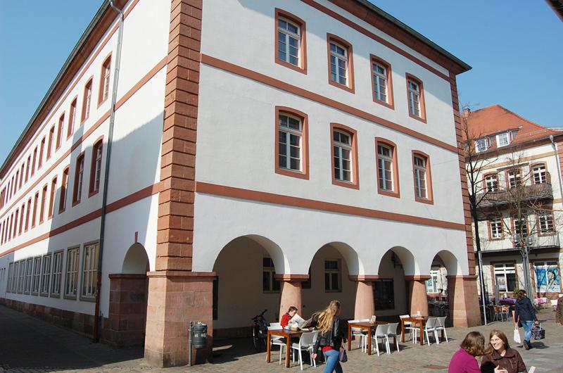 Rote Kaserne, Geburtshaus Nasts